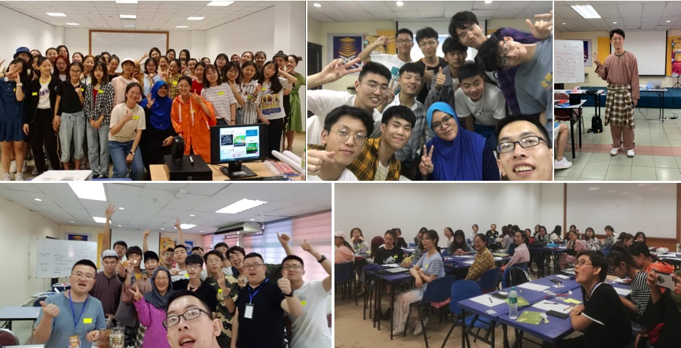 Faculty of Education's Summer Program Linguistic and Artistic Journey with the Participants of Chang'an University