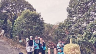Dare to Fit: Ekoterapi Bukit Suling