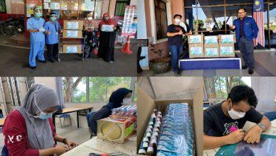 UiTM Kedah Face Shield Project
